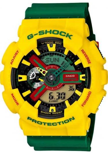 RELÓGIO G-SHOCK GA-110RF-9ADR