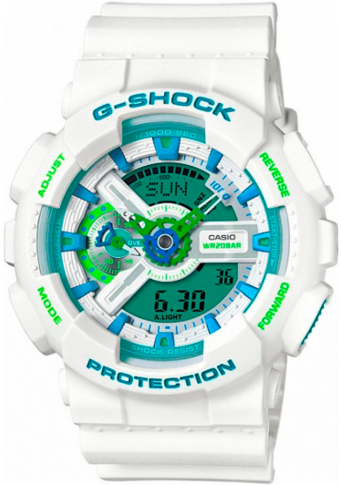RELÓGIO G-SHOCK GA-110WG-7ADR