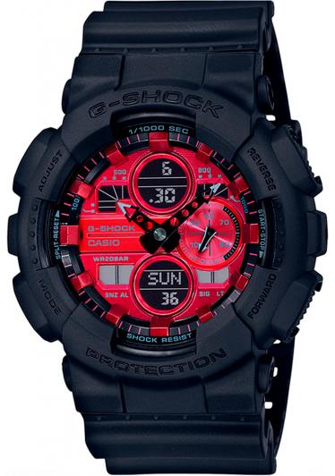 Relógio G-Shock GA-140AR-1ADR