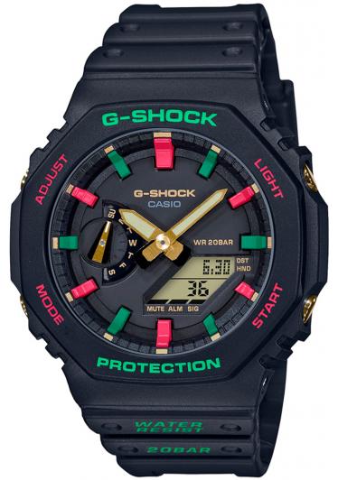 Relógio G-Shock GA-2100TH-1ADR