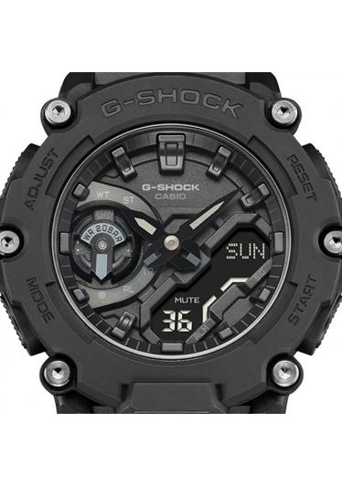 Relógio G-SHOCK GA-2200BB-1ADR *Carbon Core Guard