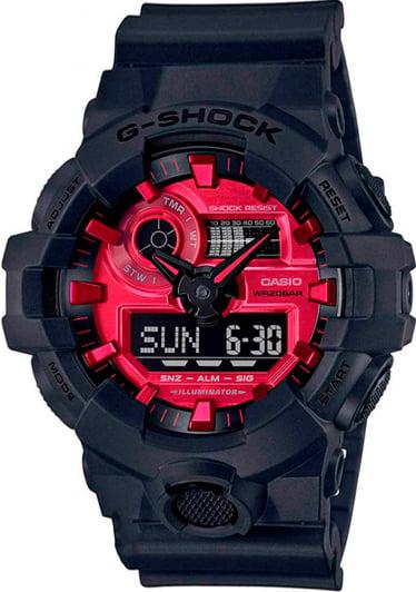 RELÓGIO G-SHOCK GA-700AR-1ADR