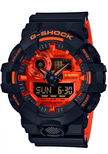 RELÓGIO G-SHOCK ga-700br-1adr