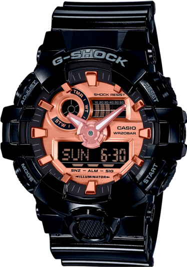 RELÓGIO G-SHOCK GA-700MMC-1ADR