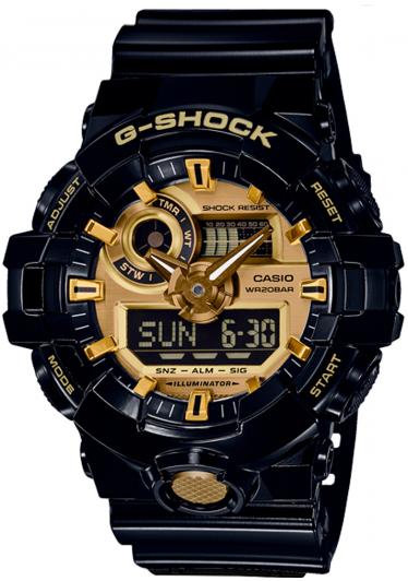 Relógio G-Shock GA-710GB-1ADR