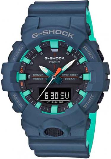 RELÓGIO G-SHOCK GA-800CC-2ADR