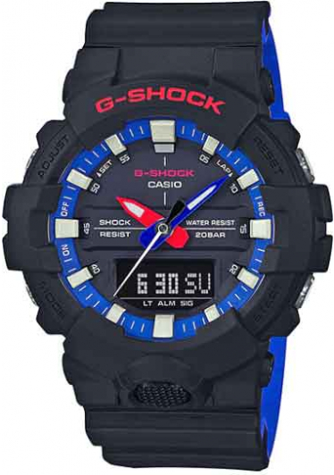 RELÓGIO G-SHOCK GA-800LT-1ADR
