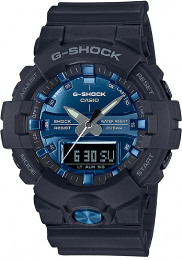 RELÓGIO G-SHOCK GA-810MMB-1A2DR