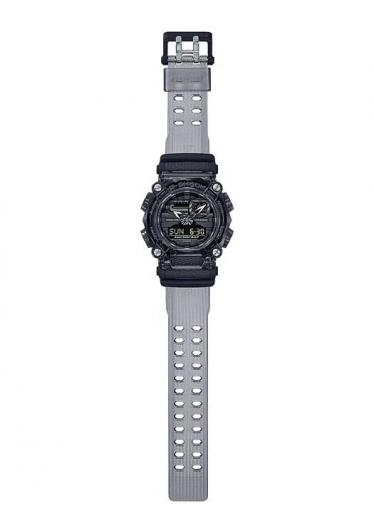 Relógio G-Shock GA-900SKE-8ADR Série Transparent Pack