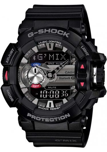 RELÓGIO G-SHOCK G'MIX GBA-400-1ADR