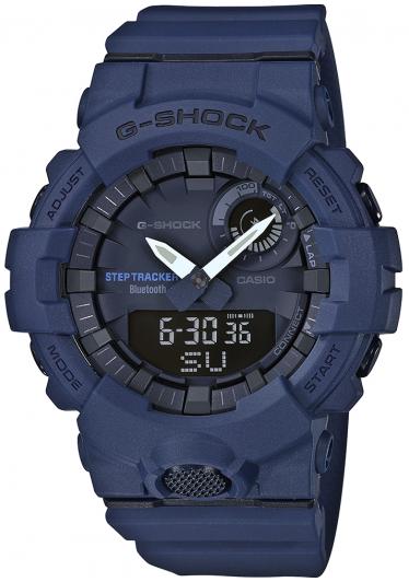RELÓGIO G-SHOCK GBA-800-2ADR *BLUETOOTH