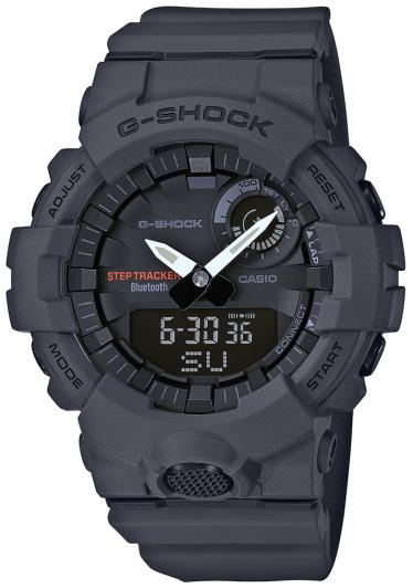 RELÓGIO G-SHOCK GBA-800-8ADR *BLUETOOTH