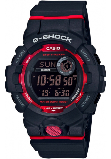 Relógio G-Shock GBD-800-1DR *Bluetooth