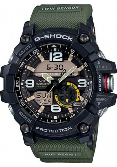 Relógio G-Shock Mudmaster GG-1000-1A3DR