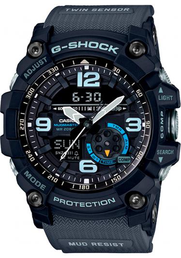 RELÓGIO G-SHOCK MUDMASTER GG-1000-1A8DR