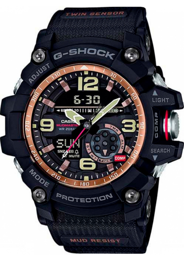 Relógio G-Shock Mudmaster GG-1000RG-1ADR
