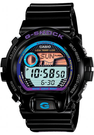 Relógio G-Shock Tábua de Maré GLX-6900-1DR