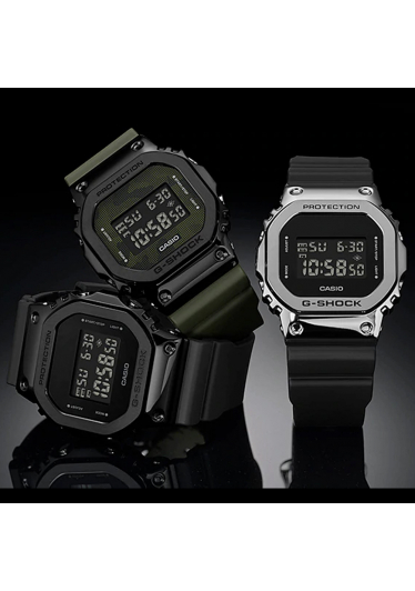 Relógio G-Shock GM-5600-1DR