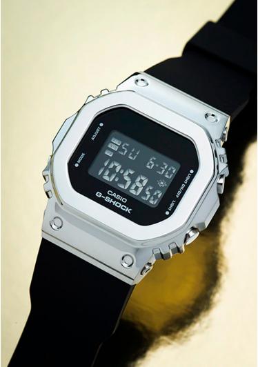 Relógio G-Shock GM-S5600-1DR