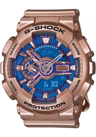 RELÓGIO G-SHOCK GMA-S110GD-2ADR
