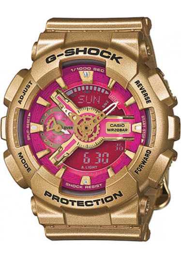 RELÓGIO G-SHOCK GMA-S110GD-4A1DR