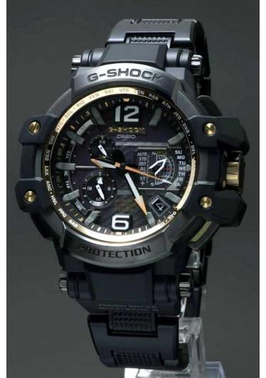 RELÓGIO G-SHOCK GRAVITY MASTER GPS GPW-1000FC-1A9DR