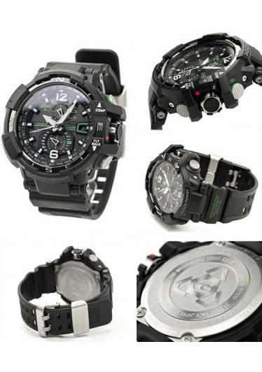 Relógio G-Shock Gravity Defier GW-A1100-1A3DR