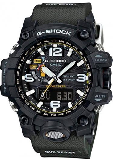 Relógio G-Shock Mudmaster GWG-1000-1A3DR