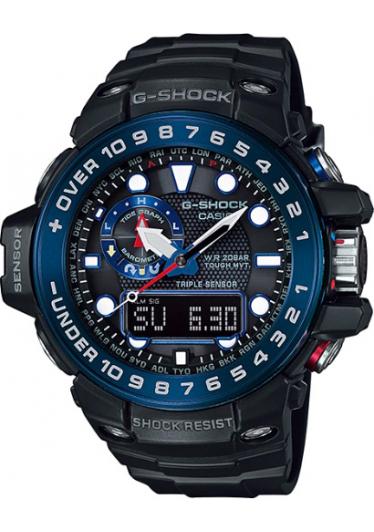 Relógio G-Shock Gulfmaster GWN-1000B-1ADR