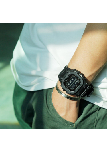 Relógio G-Shock GX-56BB-1DR *The King *Tough Solar