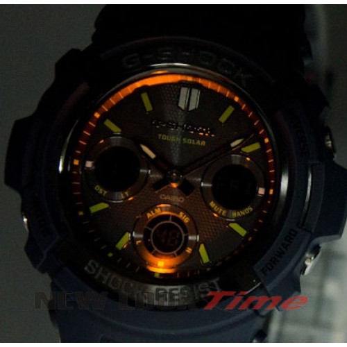 Relogio Casio G-shock masculino AWR-M100NV-2ADR - New Look Time