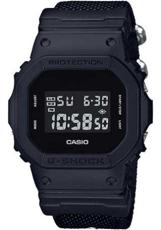 RELÓGIO G-SHOCK DW-5600BBN-1DR