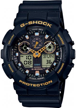 Relógio G-Shock GA-100GBX-1A9DR