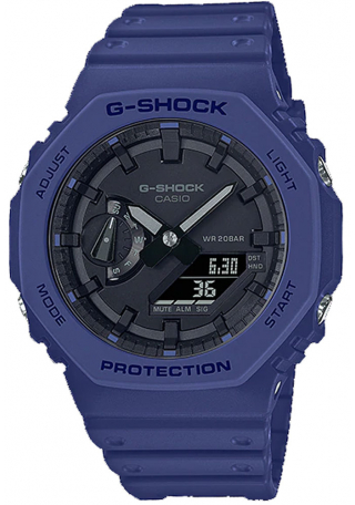 Relógio G-SHOCK GA-2100-2ADR *Carbon Core Guard