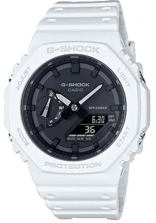 Relógio G-SHOCK GA-2100-7ADR *Carbon Core Guard