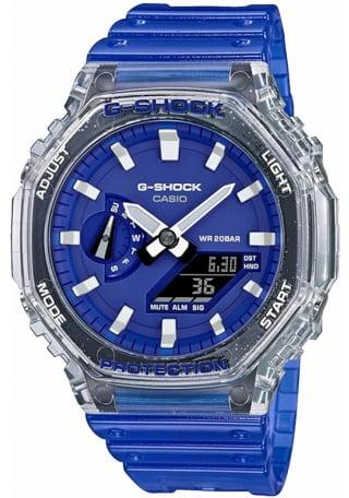 Relógio G-SHOCK GA-2100HC-2ADR *Carbon Core Guard
