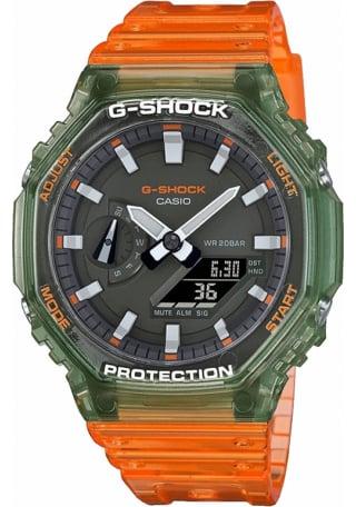 Relógio G-SHOCK GA-2100HC-4ADR *Carbon Core Guard