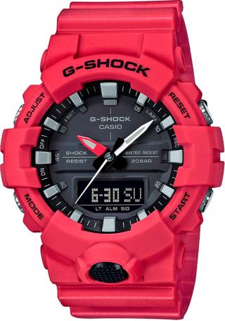 Relógio G-Shock GA-800-4ADR
