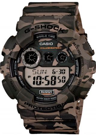 Relógio G-Shock Camuflado GD-120CM-5DR
