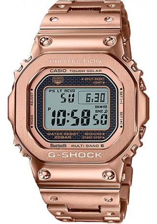 Relógio G-Shock GMW-B5000GD-4DR * Tough Solar e Bluetooth