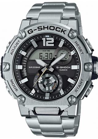 Relógio G-SHOCK G-Steel GST-B300SD-1ADR *Carbon Core Guard