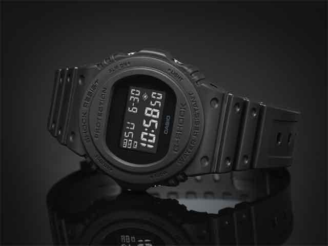 Relógio G-Shock DW-5750E-1BDR *Revival