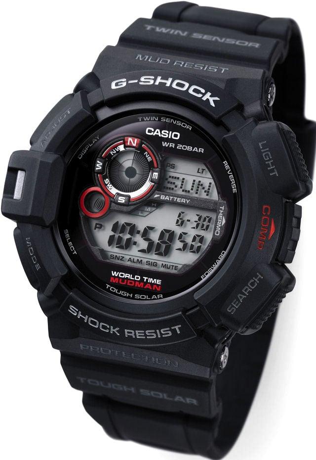 Relógio G-Shock Mudman G-9300-1DR