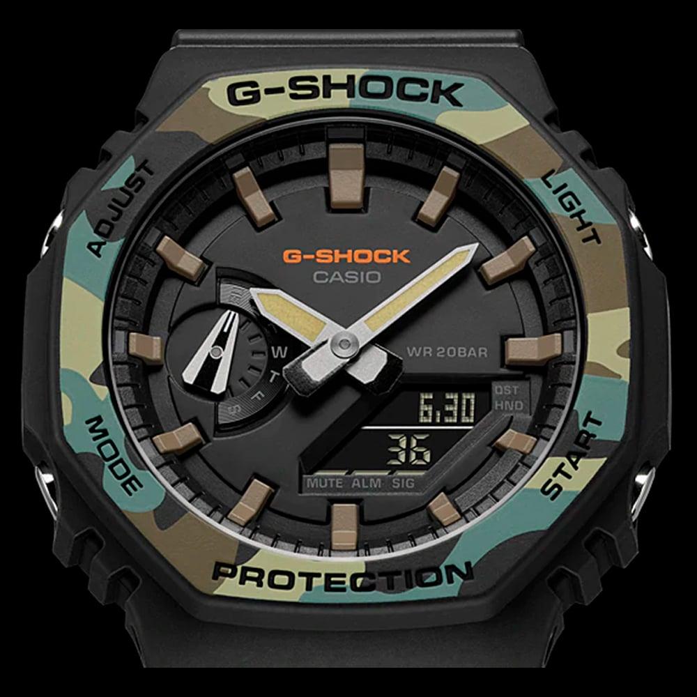 Relógio G-Shock GA-2100SU-1ADR *Carbon Core Guard