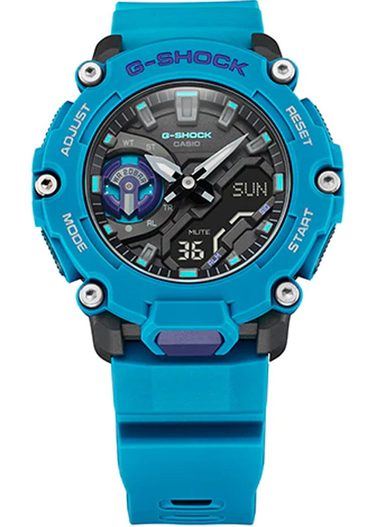 Relógio G-SHOCK GA-2200-2ADR *Carbon Core Guard