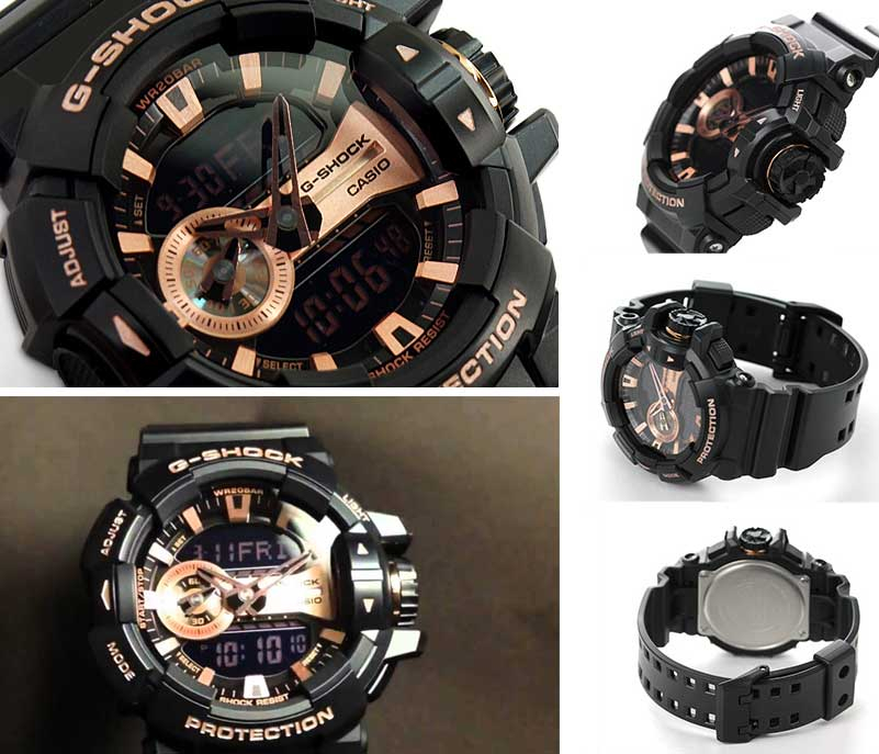 Relógio G-Shock GA-400GB-1A4DR