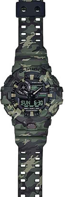RELÓGIO G-SHOCK GA-700CM-3ADR