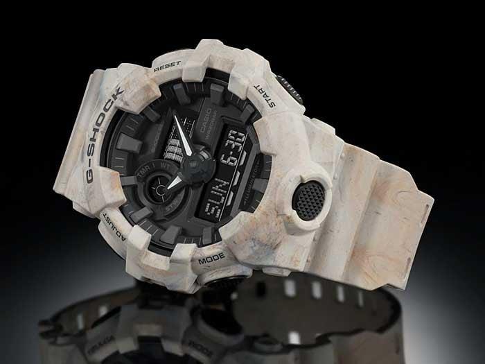 Relógio G-Shock GA-700WM-5ADR