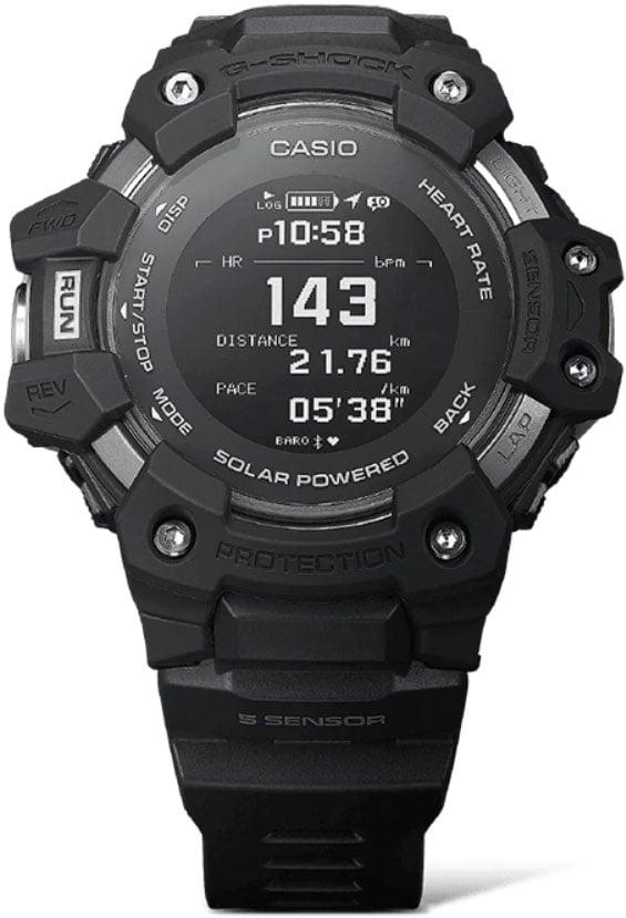 Relógio G-SHOCK Squad GBD-H1000-1DR