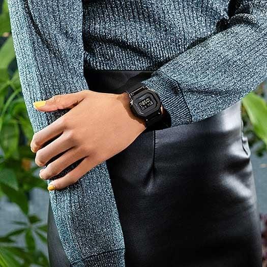 Relógio CASIO G-Shock GM-S5600SB-1DR